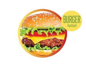 Livraison de burger Douai