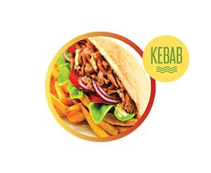 Livraison de Kebab Douai