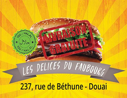 Friterie et snack Douai